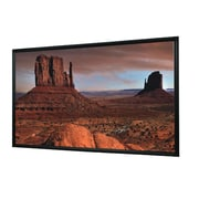 Mustang Matte White Fixed Frame Projection Screen; 84'' diagonal