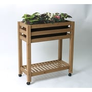Algreen ErgoGarden Rectangle Plant Stand