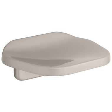 Franklin Brass Futura Soap Dish; Satin Nickel