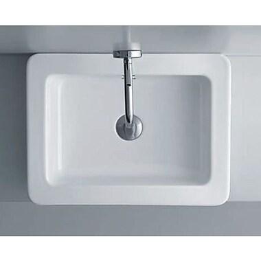 WS Bath Collections Kerasan Ego Vessel Bathroom Sink