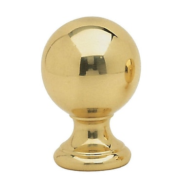 DJA Imports Brass Hollow Ball