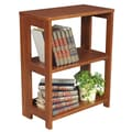 Regency Flip Flop 28'' Bookcase; Cherry