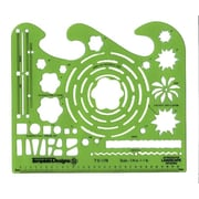 Alvin and Co. Landscape Design Template