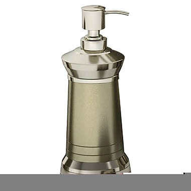 NU Steel Lighthouse Soap & Lotion Dispenser