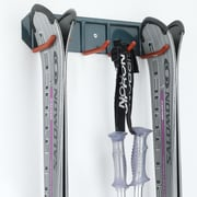 Gear Up Inc. 2 Snowboard or Ski Storage Wall Mounted Rack