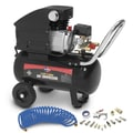 All Power America 3.5 Peak HP 6 Gallon Air Compressor with Accessories