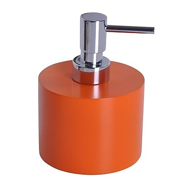 Gedy by Nameeks Piccollo Soap Dispenser; Orange