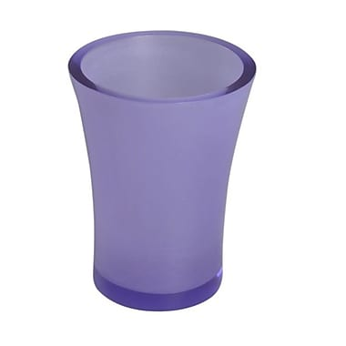 Gedy by Nameeks Flaca Toothbrush Holder; Purple
