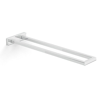 Gedy by Nameeks Elba Double Wall Mounted Towel Bar