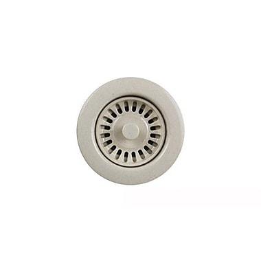 Houzer Color Disposal Flange 3.5' Opening; Speckled Granite Bone
