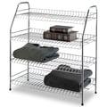 OIA Four Tier Storage Shelf