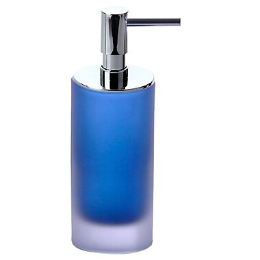 Gedy by Nameeks Baltic Soap Dispenser; Blue