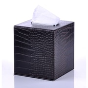 Gedy by Nameeks Vogue Tissue Box Cover; Brown