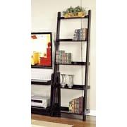 Bernards Ladder 75'' Bookcase