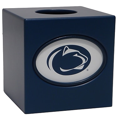 Fan Creations NCAA Tissue Box Cover; Penn State