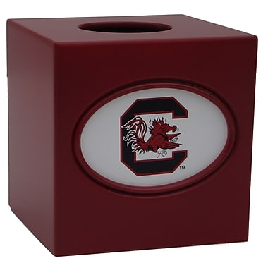 Fan Creations NCAA Tissue Box Cover; South Carolina