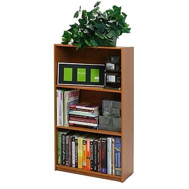 Furinno 39.5'' Bookcase; Light Cherry