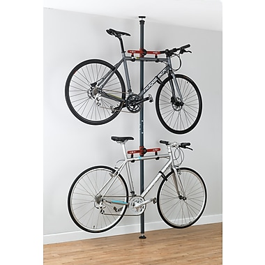 Gear Up Inc. Platinum Series 2 Bike Floor to Ceiling Mounted Bike Rack