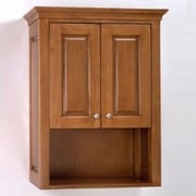Empire Industries Windsor 26.25'' W x 33.93'' H Wall Mounted Cabinet; Light Cherry