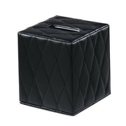 Gedy by Nameeks Palace Tissue Box Cover; Black