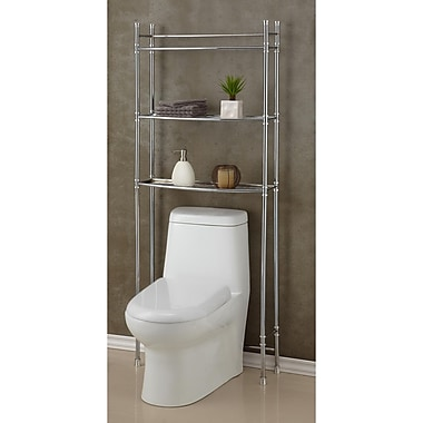 Fox Hill Trading 25'' x 63'' Bathroom Space Saver ShelfSorry, this item is currently out of stock.