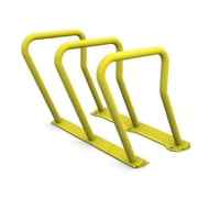 Frost Surf Bike Rack; Yellow
