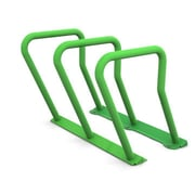 Frost 6 Bike Rack; Green