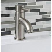 Premier Faucet Essen Single Handle Bathroom Faucet; Brushed Nickel