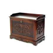 Wayborn Bentley 12-Pair Shoe Storage Cabinet