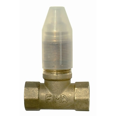 Fima by Nameeks Built-In Rough Valve for Volume Control Trim