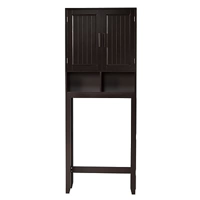 Elegant Home Fashions Harrison 25'' x 66'' Over the Toilet Cabinet