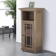Elegant Home Fashions Harrington 15'' x 32.38'' Free Standing Cabinet