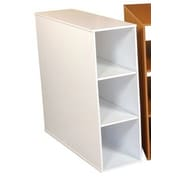 Venture Horizon VHZ Office Project Center 36'' Storage Rack; White