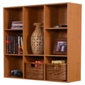 Venture Horizon VHZ Office Project 36'' Center Bookcase; Oak