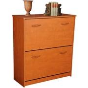 Venture Horizon VHZ Storage Double Shoe Cabinet; Cherry