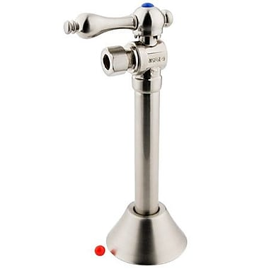 Elements of Design Made to Match Turn Valve w/ Knight Lever Handles