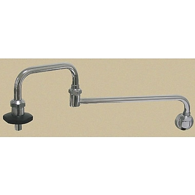 A-Line by Advance Tabco Wall/Splash Mounted Pot Filler Faucet