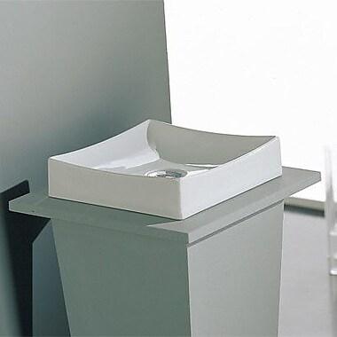 Scarabeo by Nameeks Tsunami Bathroom Sink