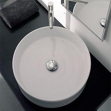 Scarabeo by Nameeks Geo Above Counter Bathroom Sink