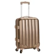 Rockland Melbourne 20'' Rolling Carry On; Bronze