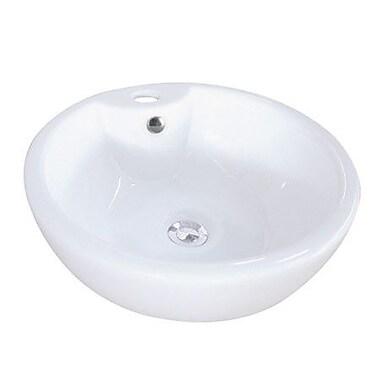 Elements of Design Simplicity Vessel Sink