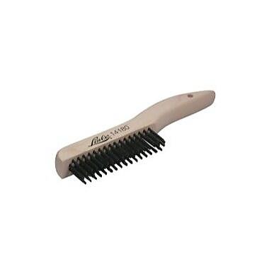 Lisle Brush Scratch 4-1/2In. Bristle Area 9-3/4In. Lngth