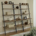 Jesper Office Jesper Office Parson Ladder Wall System; Walnut