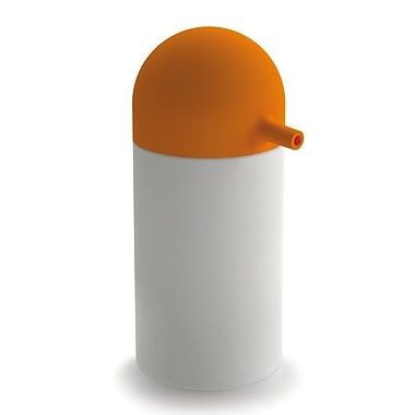 WS Bath Collections Complements Saon Soap Dispenser; Orange