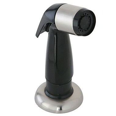 Kingston Brass Made to Match Gourmetier Kitchen Faucet Sprayer; Satin Nickel