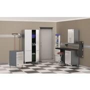 Ulti-MATE Ulti-MATE Storage 7' H x 11' W x 2' D 6-Piece Cabinet Set