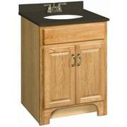 Design House Richland 24'' Double Door Cabinet Vanity Base