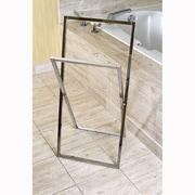 Kingston Brass Edenscape Free Standing Towel Rack; Polished Chrome