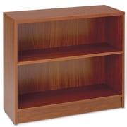 Jesper Office Professional 100 Series Low Bookcase 3229; Cherry