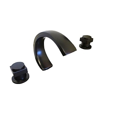Kokols Bathroom Sink/Tub Faucet; Oil Rubbed Bronze